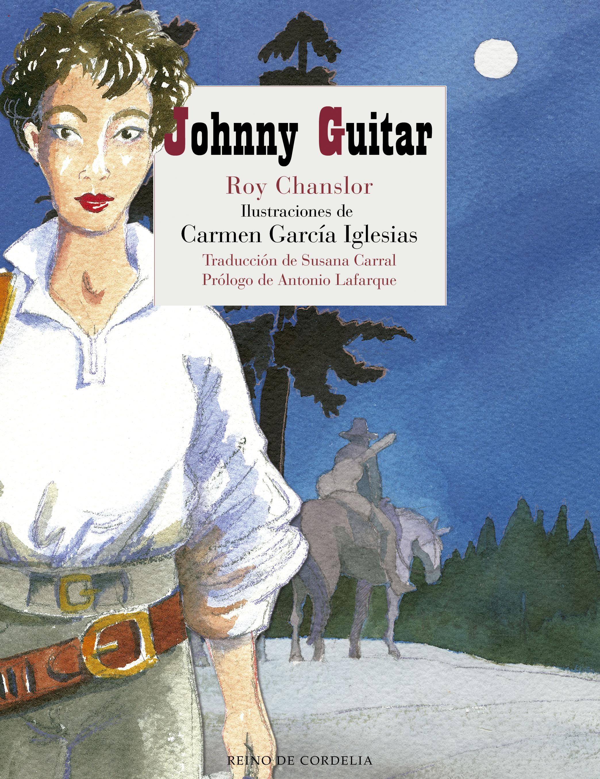 Resultado de imagen de johnny guitar novela