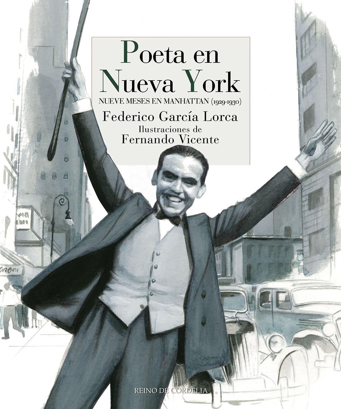 Resultado de imagen para poeta en nueva york
