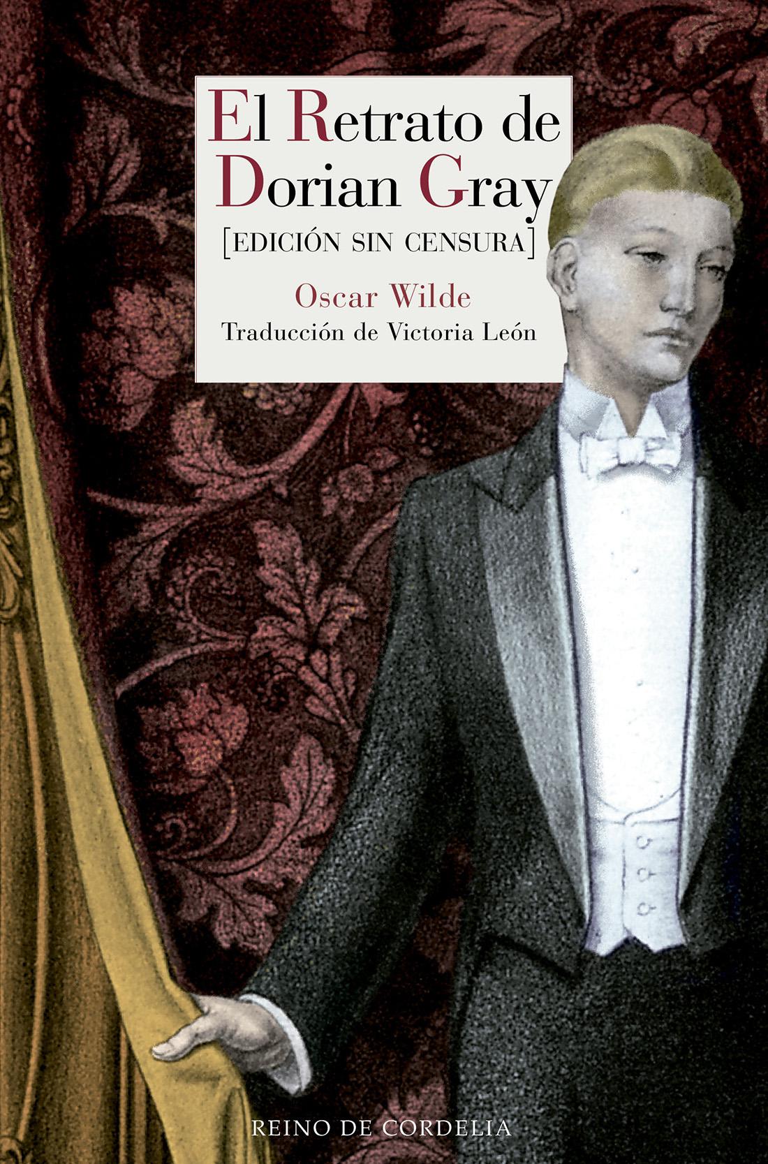 Resultado de imagen para el retrato de dorian gray libro